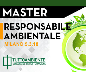 Master Responsabile Ambientale Aziendale a Milano