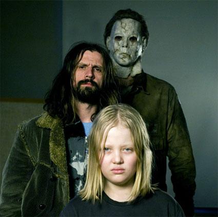 Halloween - Rob Zombie - Sheri Moon, Malcolm McDowell, Udo Kier, Tyler Mane