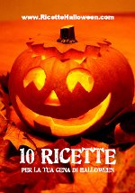10 Ricette per la Tua Cena di Halloween