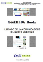 Geek Blog Book
