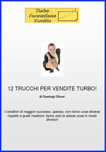 12 Trucchi per Vendite Turbo