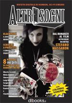 La copertina del numero 5 della rivista Altrisogni