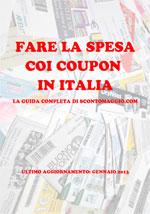 Fare la spesa coi coupon in Italia