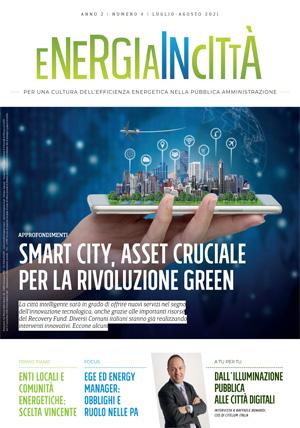Energia in Città luglio/agosto 2021